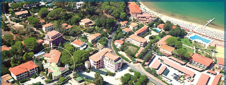 Hotel Monna Lisa | Marciana